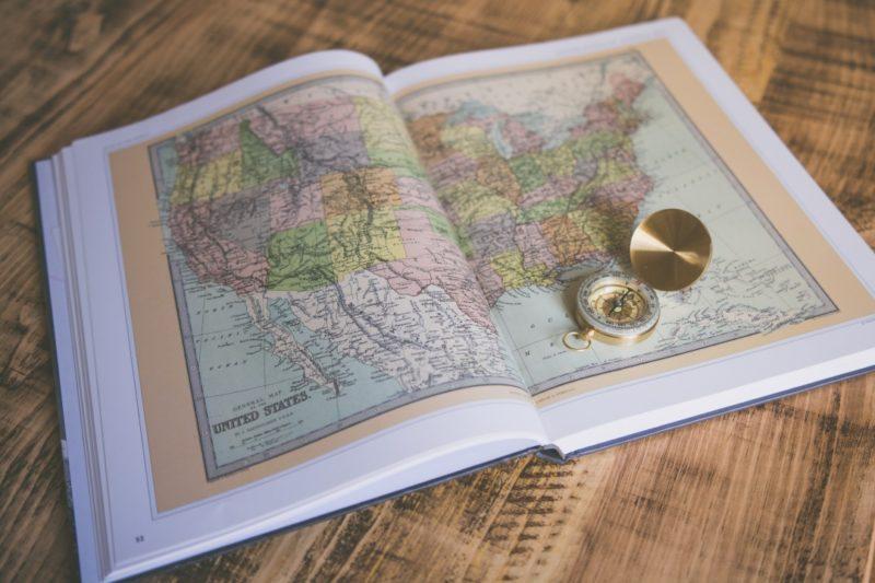 Astro Map(アストロマップ)と海外旅行・海外移住