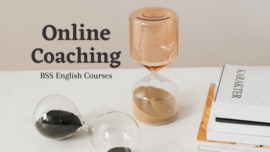 英語オンラインコーチングを格安で受けられるBSS英会話|24/7イングリッシュ