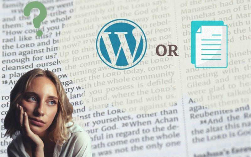 ブログを始めるならワードプレスとnoteどっち?違いを比較・使い分けや連携は