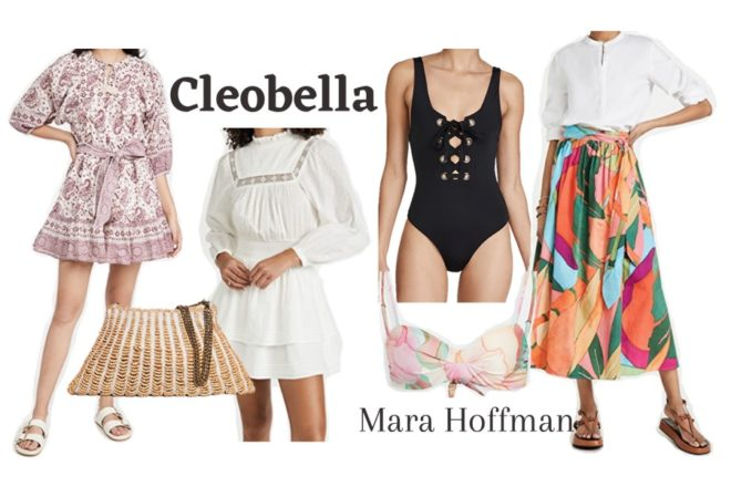 Shopbop sustainable brands