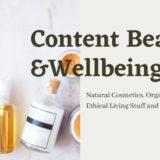 Content Beauty&Wellbeingの海外通販|ナチュラルコスメ・エシカルグッズ・オーガニック